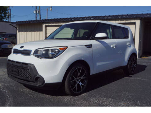 2016 Kia Soul for sale at Monthly Auto Sales in Fort Worth TX