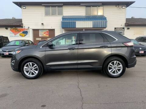 2017 Ford Edge for sale at Twin City Motors in Grand Forks ND