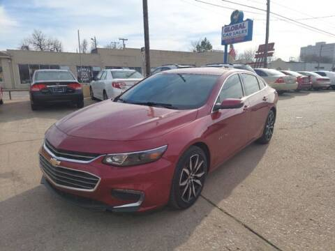 2018 Chevrolet Malibu for sale at Suzuki of Tulsa - Global car Sales in Tulsa OK