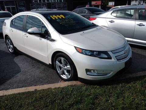 2012 Chevrolet Volt for sale at Celebrity Auto Sales in Port Saint Lucie FL