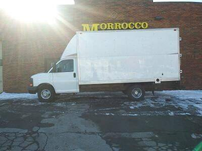 2010 Chevrolet Express Cutaway for sale at Morrocco Motors in Erie PA