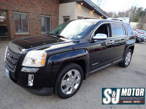 2010 GMC Terrain for sale at S & J Motor Co Inc. in Merrimack NH