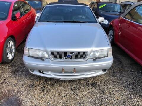 2001 Volvo C70 for sale at NORTH CHICAGO MOTORS INC in North Chicago IL