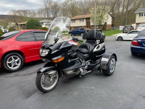 2009 BMW K1200LT for sale at Passariello's Auto Sales LLC in Old Forge PA