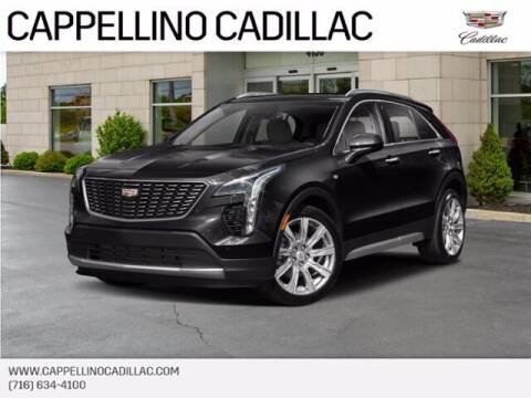2021 Cadillac XT4 for sale at Cappellino Cadillac in Williamsville NY