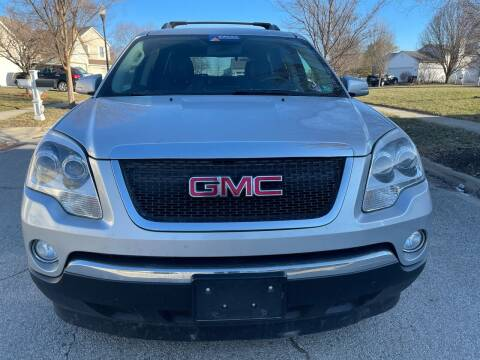 2011 GMC Acadia for sale at Via Roma Auto Sales in Columbus OH