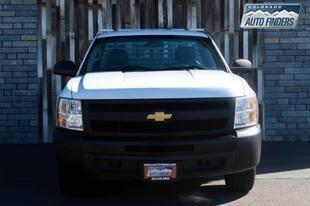 2013 Chevrolet Silverado 1500 Work Truck - Centennial CO