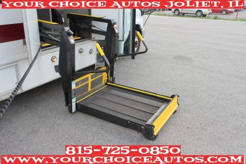 2010 Ford E-Series Chassis for sale at Your Choice Autos - Joliet in Joliet IL