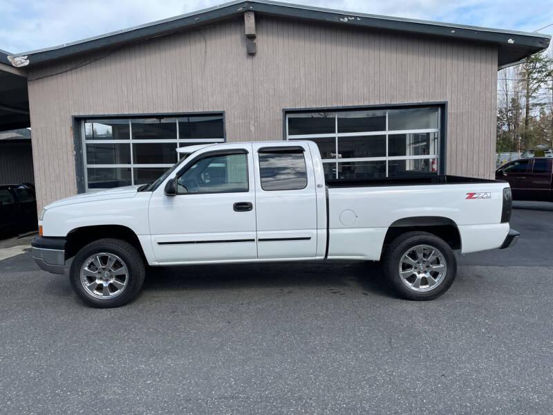 2003 Chevrolet Silverado 1500 for sale at Westside Motors in Mount Vernon WA