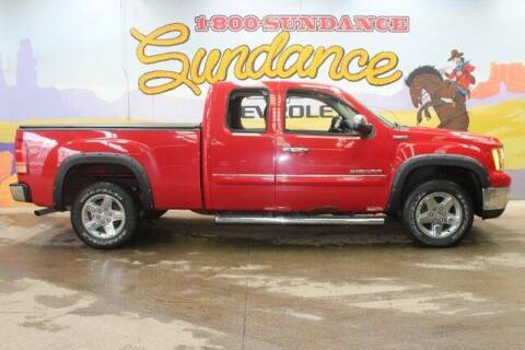 2013 GMC Sierra 1500 for sale at Sundance Chevrolet in Grand Ledge MI