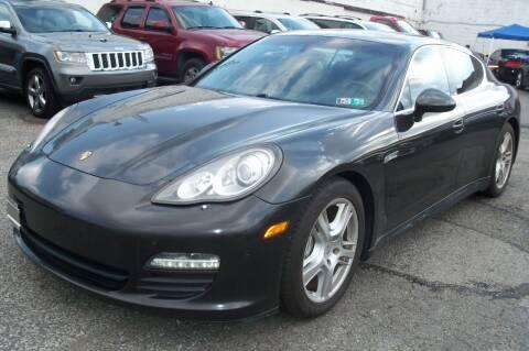 2010 Porsche Panamera for sale at Deals R Us Auto Sales Inc in Lansdowne PA