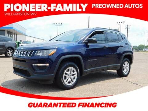 2019 Jeep Compass for sale at Pioneer Family preowned autos in Williamstown WV
