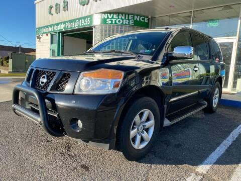 2011 Nissan Armada for sale at MFT Auction in Lodi NJ