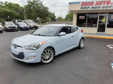 2015 Hyundai Veloster for sale at 2020 AUTO LLC in Clearwater FL