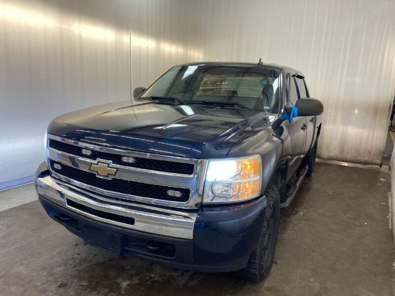 2010 Chevrolet Silverado 1500 for sale at Doug Dawson Motor Sales in Mount Sterling KY