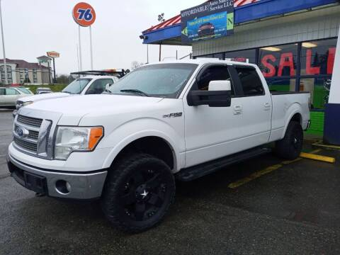 2010 Ford F-150 for sale at DISCOUNT AUTO SALES LLC in Spanaway WA
