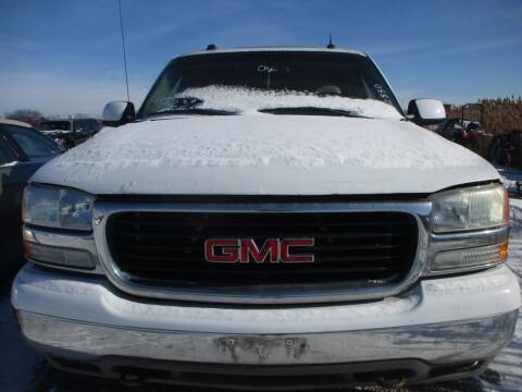 2004 GMC Yukon XL for sale at First Marshall Auto Auction in Harvey IL