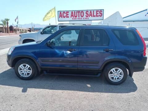 2003 Honda CR-V for sale at ACE AUTO SALES in Lake Havasu City AZ
