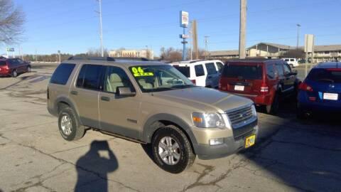2006 Ford Explorer for sale at Regency Motors Inc in Davenport IA