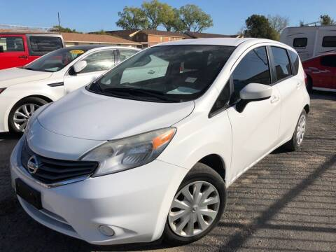 2015 Nissan Versa Note for sale at Gold Star Motors Inc. in San Antonio TX