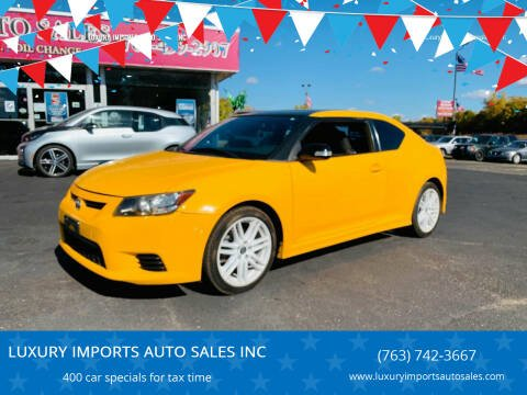 2012 Scion tC for sale at LUXURY IMPORTS AUTO SALES INC in North Branch MN