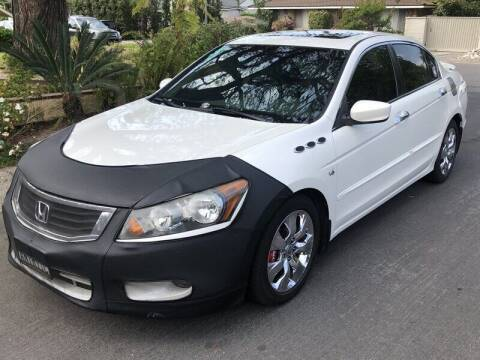 2009 Honda Accord for sale at Boktor Motors in North Hollywood CA