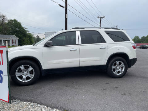 2012 GMC Acadia for sale at Cars for Less in Phenix City AL