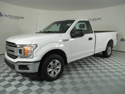 2019 Ford F-150 for sale at Autos by Jeff Tempe in Tempe AZ