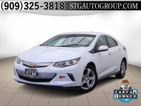 2018 Chevrolet Volt for sale at STG Auto Group in Montclair CA