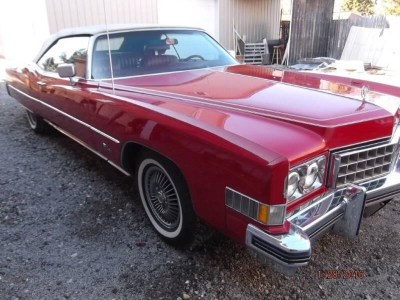 1973 Cadillac Eldorado for sale in North Jackson, OH
