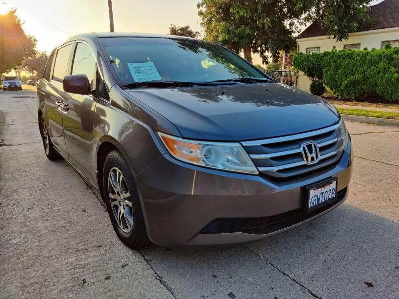 2011 Honda Odyssey for sale at Apollo Auto El Monte in El Monte CA