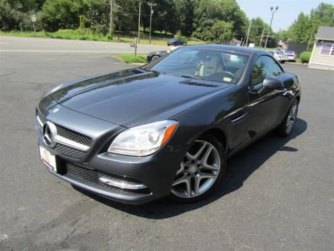 2014 Mercedes-Benz SLK for sale at Guarantee Automaxx in Stafford VA