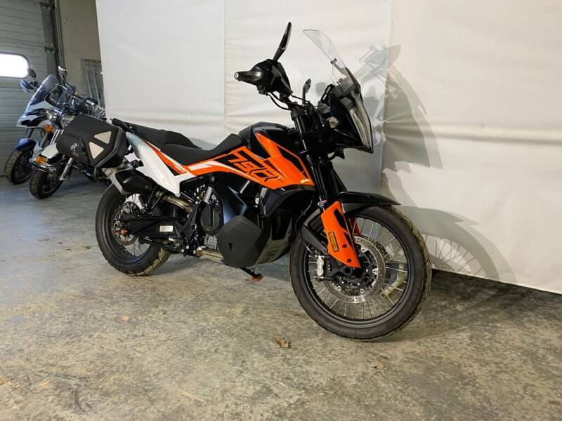 2019 KTM 790 Adventure for sale at Kent Road Motorsports in Cornwall Bridge CT