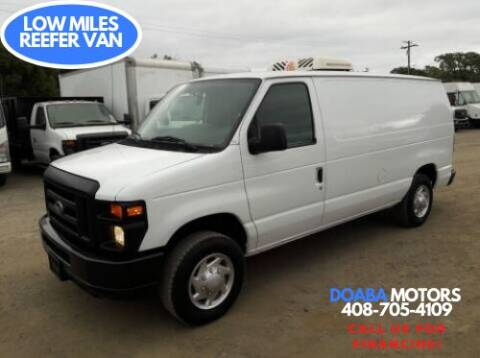 2012 Ford E-Series Cargo for sale at DOABA Motors - Work Truck in San Jose CA