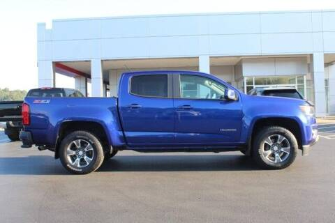 2016 Chevrolet Colorado for sale at Twin City Toyota in Herculaneum MO