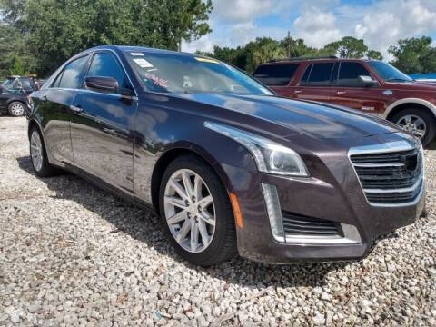 2015 Cadillac CTS for sale at Empire Automotive Group Inc. in Orlando FL