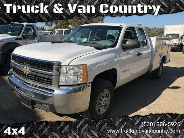 2012 Chevrolet Silverado 2500HD for sale at Truck & Van Country in Shingle Springs CA
