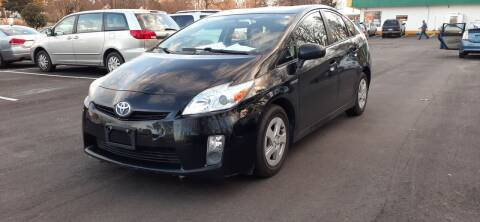 2010 Toyota Prius for sale at Alfa Auto Sales in Raleigh NC