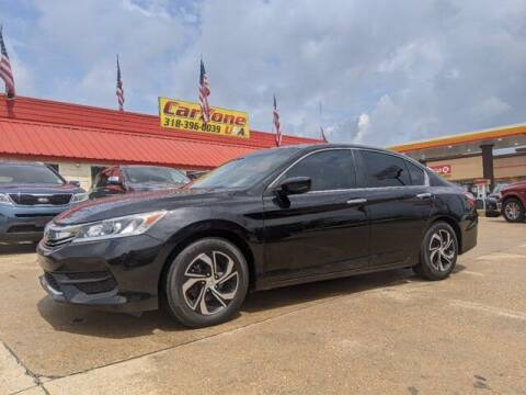 2017 Honda Accord for sale at CarZoneUSA in West Monroe LA
