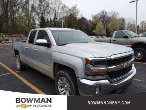2018 Chevrolet Silverado 1500 for sale at Bowman Auto Center in Clarkston MI