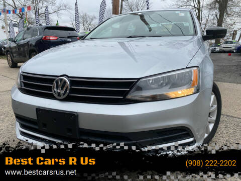 2015 Volkswagen Jetta for sale at Best Cars R Us in Plainfield NJ