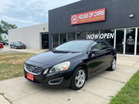2012 Volvo S60 for sale at HOUSE OF CARS CT in Meriden CT