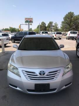 2009 Toyota Camry for sale at Fiesta Motors Inc in Las Cruces NM