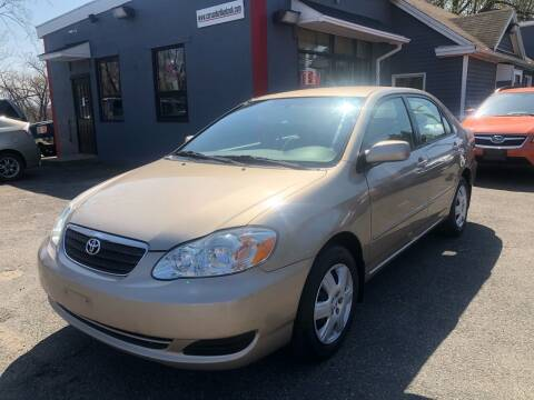 2007 Toyota Corolla for sale at Auto Kraft in Agawam MA
