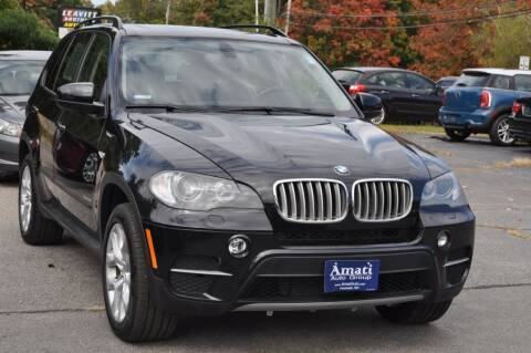 2011 BMW X5 for sale at Amati Auto Group in Hooksett NH