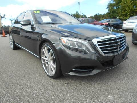 2015 Mercedes-Benz S-Class for sale at AutoStar Norcross in Norcross GA