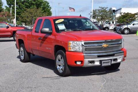 2013 Chevrolet Silverado 1500 for sale at Hickory Used Car Superstore in Hickory NC