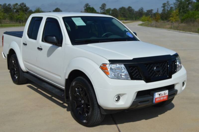 2019 Nissan Frontier for sale at Fincher's Texas Best Auto & Truck Sales in Tomball TX