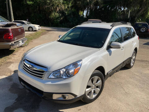 2011 Subaru Outback for sale at Harbor Oaks Auto Sales in Port Orange FL