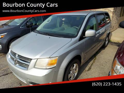 2008 Dodge Grand Caravan for sale at Bourbon County Cars in Fort Scott KS